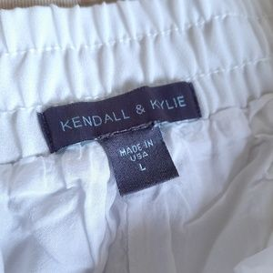 Kendall & Kylie Shorts - Kendall & Kylie Embroidered Shorts